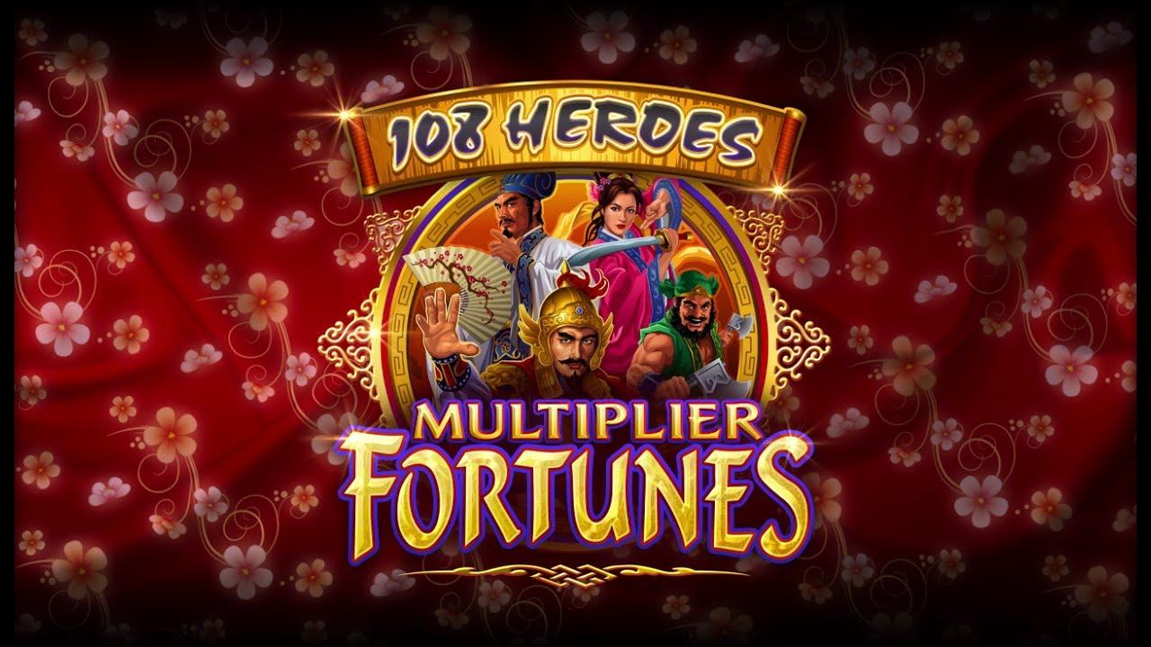 108 Heroes Slots Umbingo