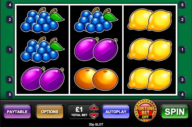 20p Slot Online