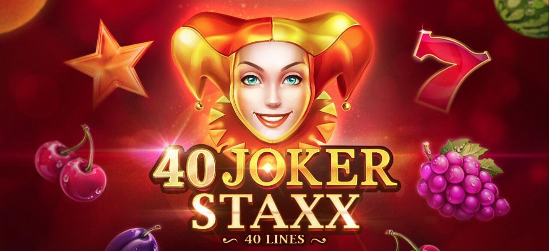 40 Joker Staxx Slot Umbingo