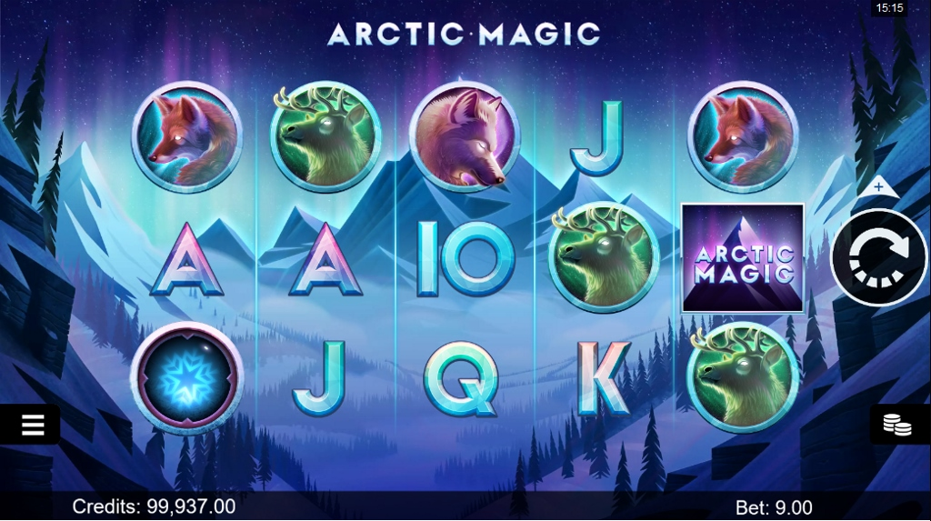 Arctic Magic Slots Casino Game