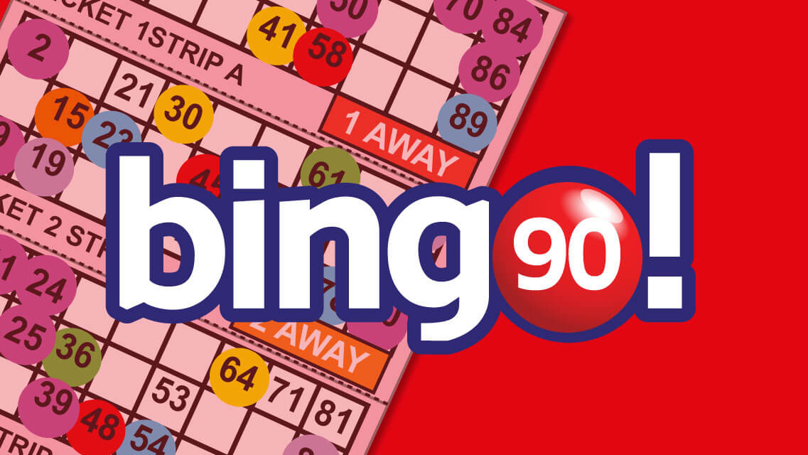 90 Ball Bingo Cover