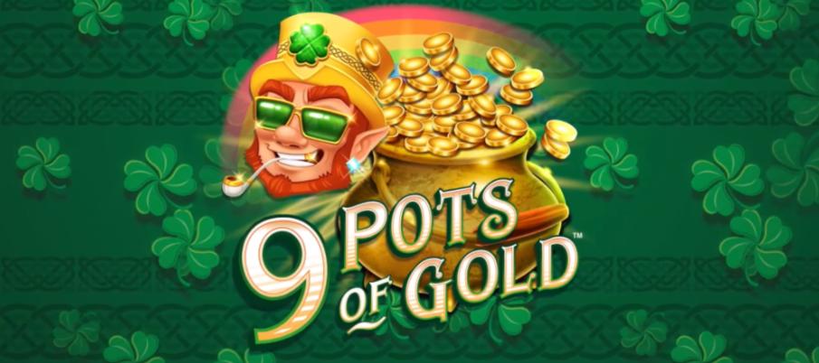 9 Pots of Gold Slots Umbingo