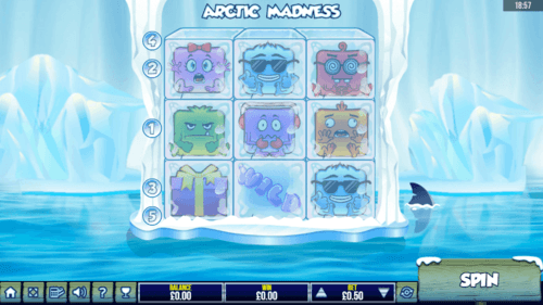 Arctic Madness Slots UK