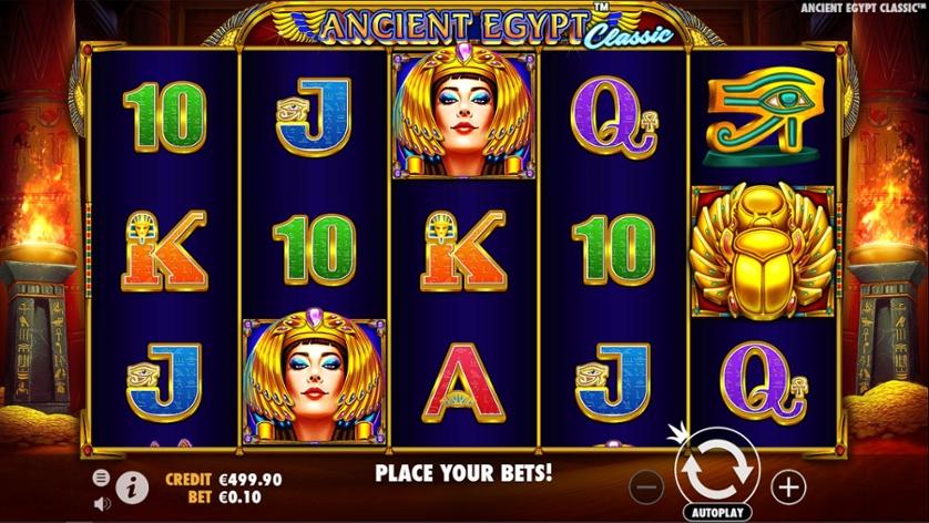Ancient Egypt Classic Slots Reels