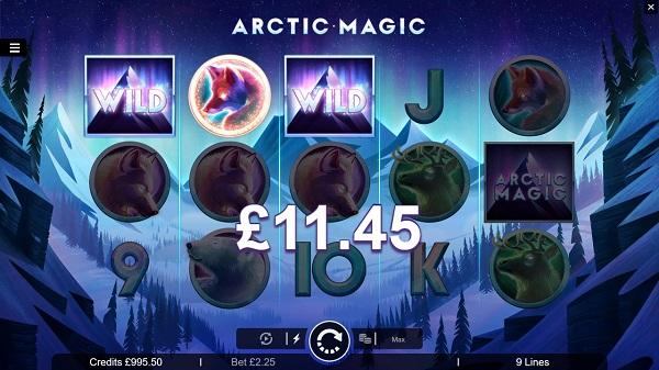 Arctic Magic Umbingo Casino Online