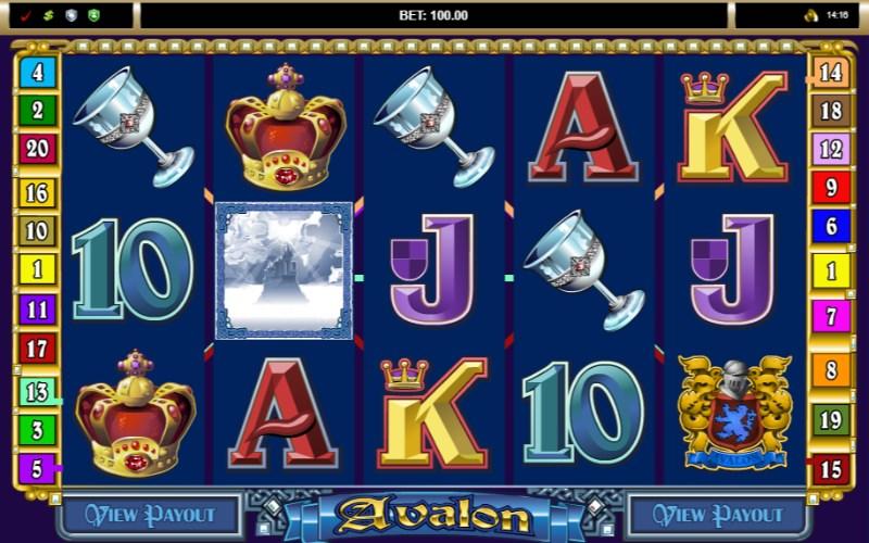Avalon Slots Online