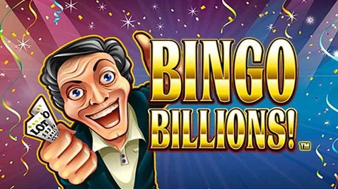 Bingo Billions Cover