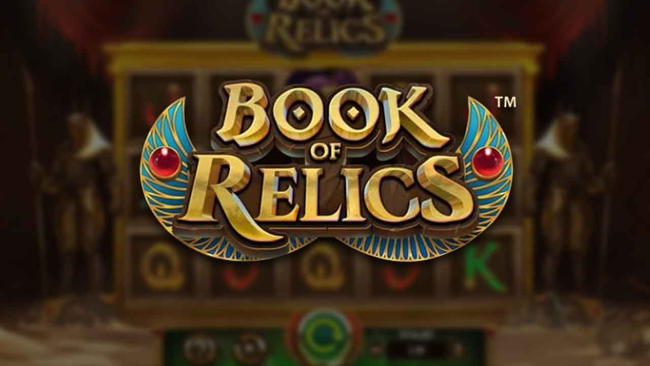 Book of Relics Slots Umbingo