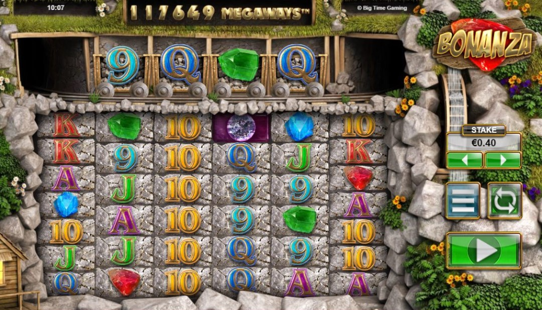 Bonanza gameplay slot