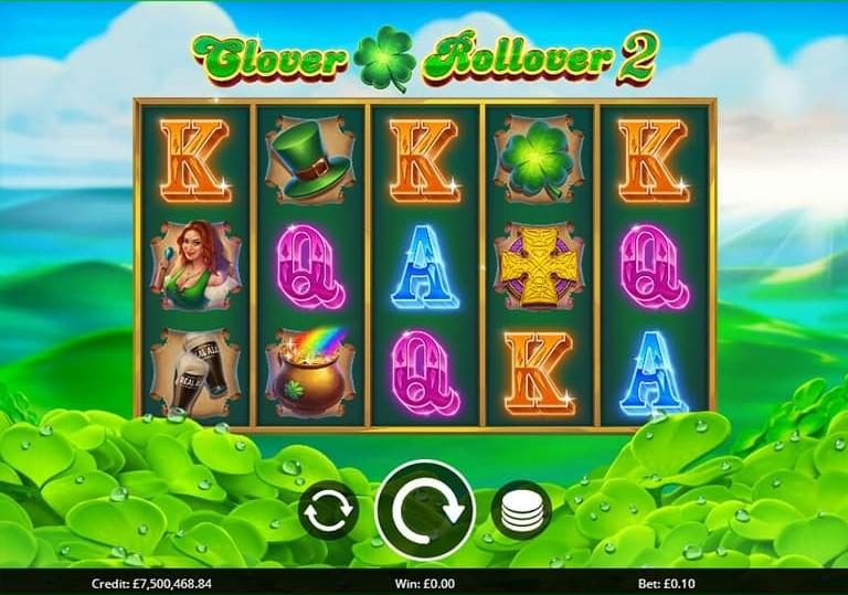 Clover Rollover 2 Slot Game