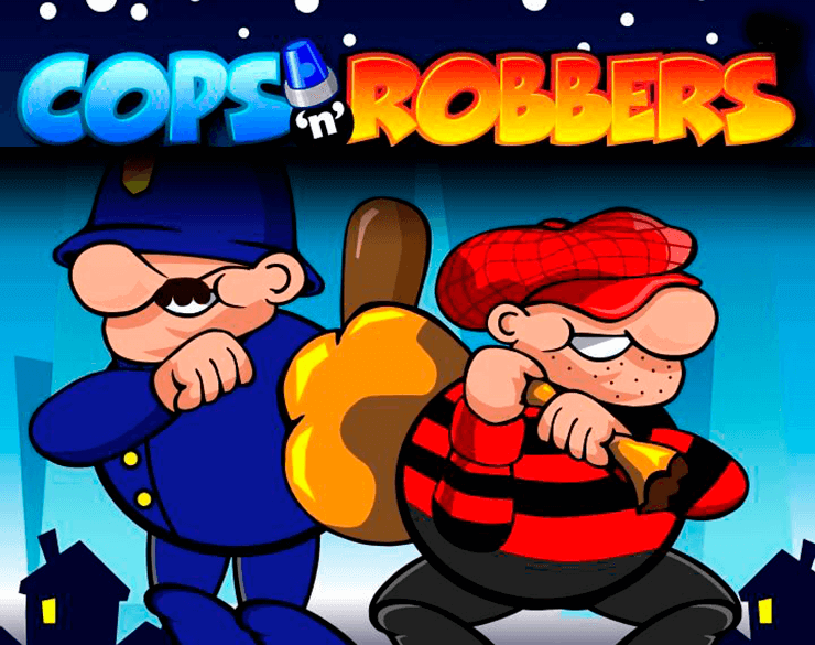 Cops 'n' Robbers slot game