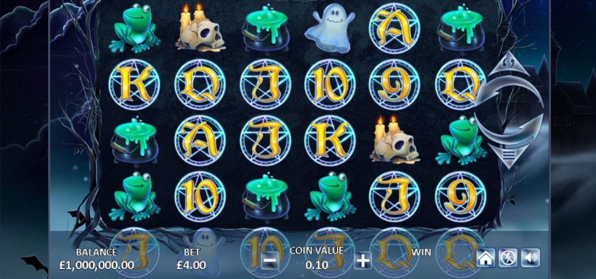 Dark Spells Slot Game