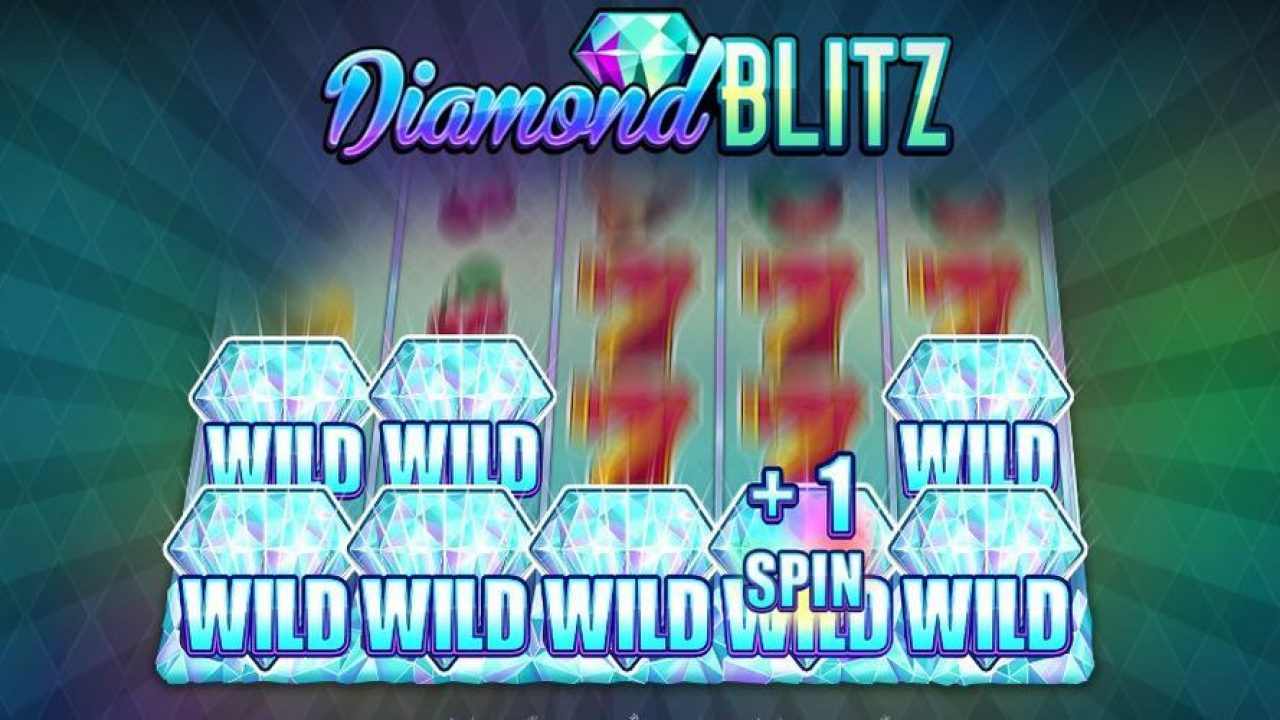 Diamond Blitz Slots Wild