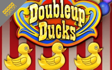 Doubleup Ducks Slot Game Logo Image