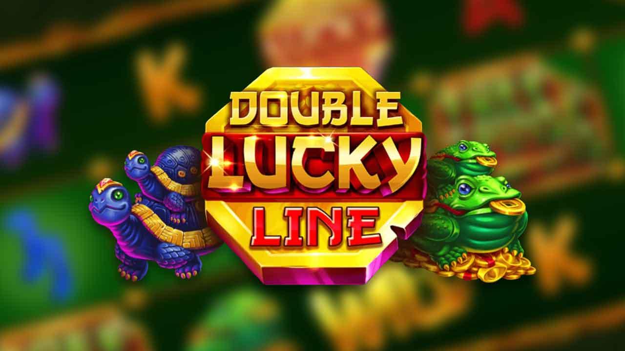 Double Lucky Line Slots Umbingo