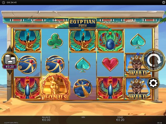 Egyptian Pays Slot UK
