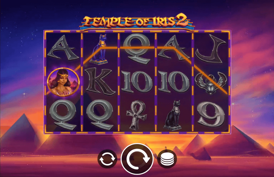 Temple of Iris 2 Free Slots
