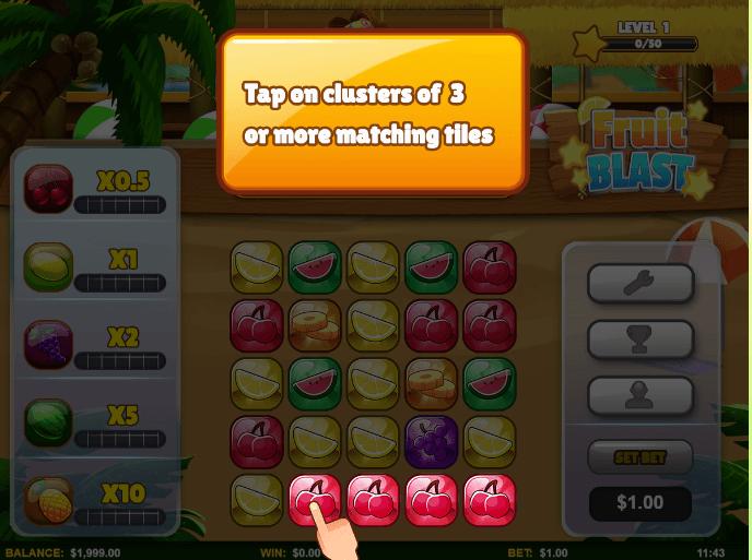 Fruit Blast slot Online