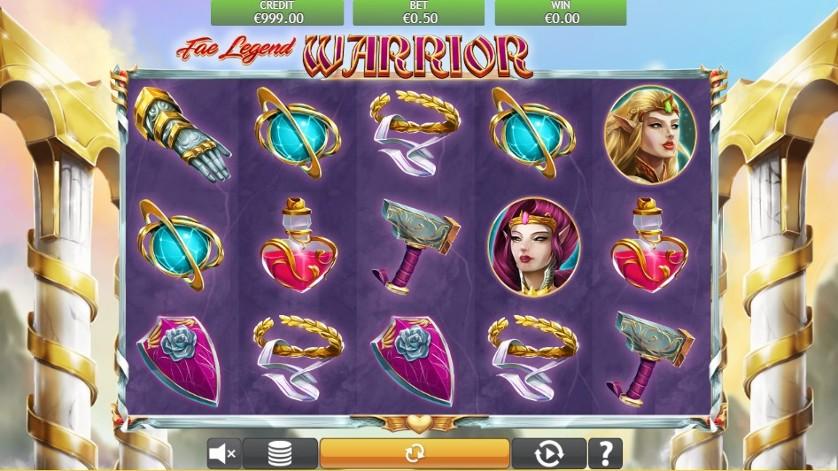 Fae Legend Warrior Slots Online