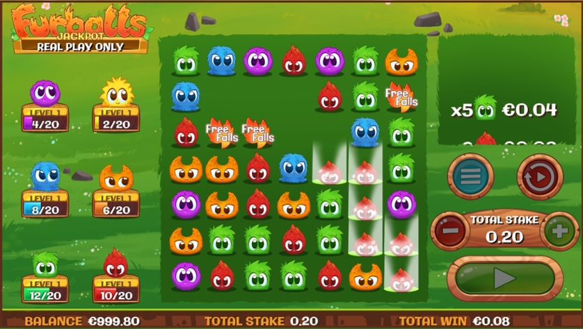 Furballs Slot UK