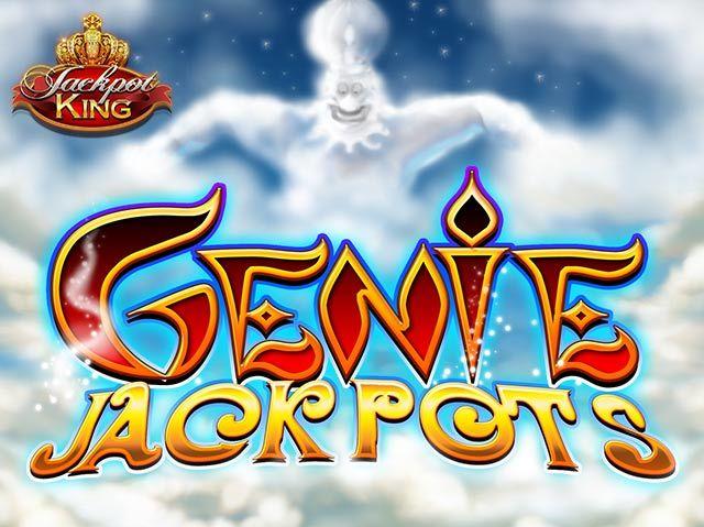 Genie Jackpots JPK Slot Logo Umbingo