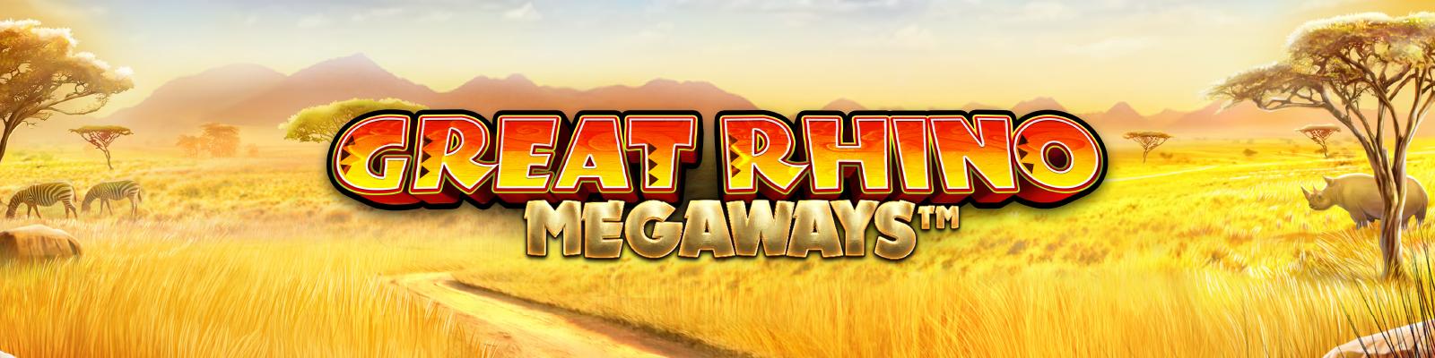 Great Rhino Megaways Slots Umbingo