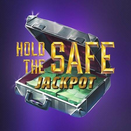 Hold The Safe Jackpot Slot Logo