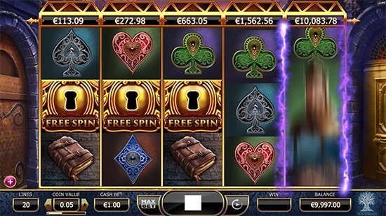 Holmes and the Stolen Stones Free Spins Umbingo
