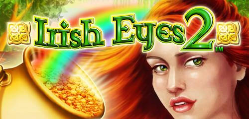 Irish Eyes 2 slot Header