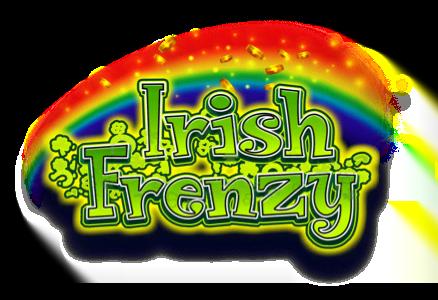 Irish Frenzy Slot Header