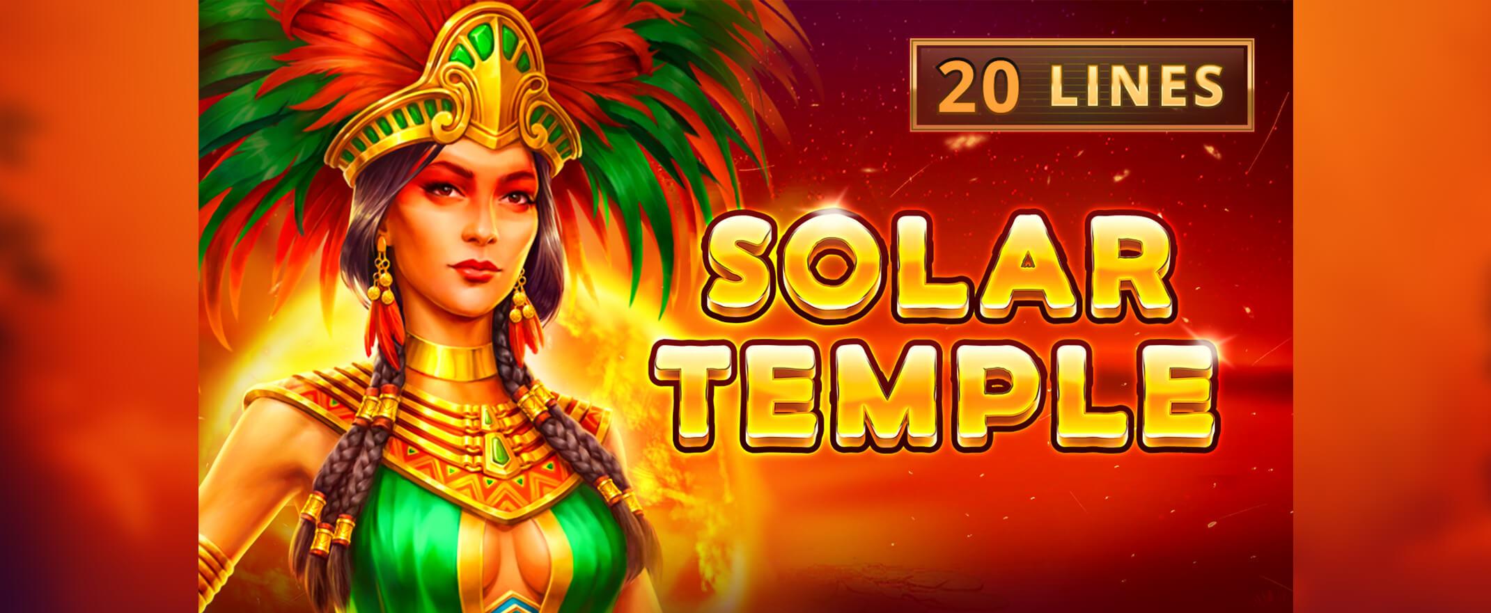Solar Temple Slot Umbingo
