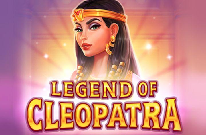 Legends of Cleopatra Slot Header