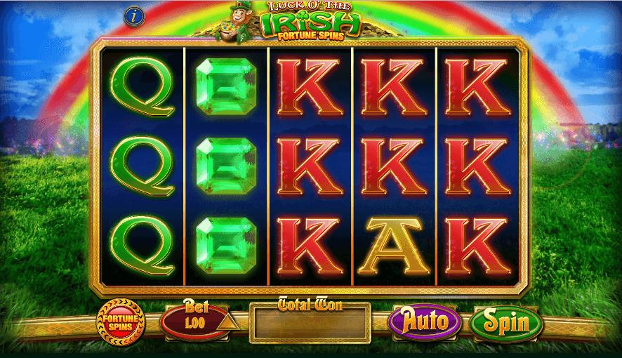 Luck o the irish gameplay casino