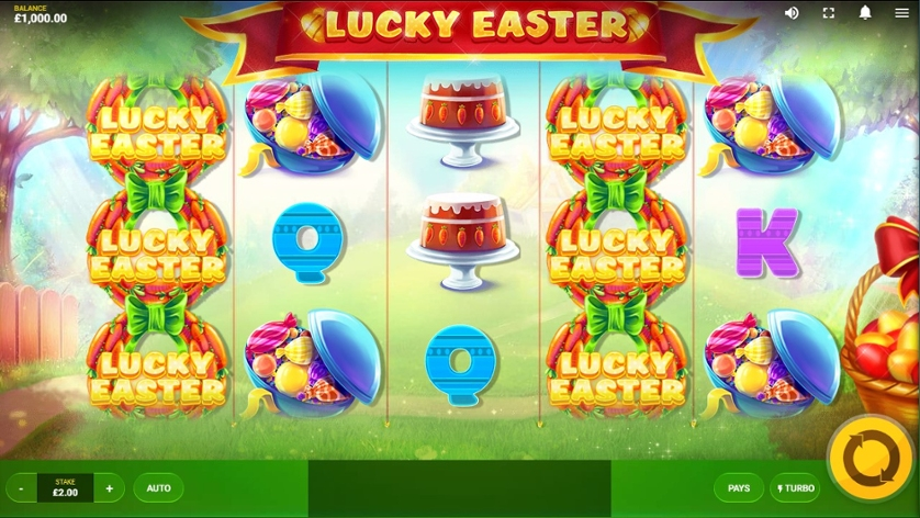 Lucky Easter Free Slots Wild