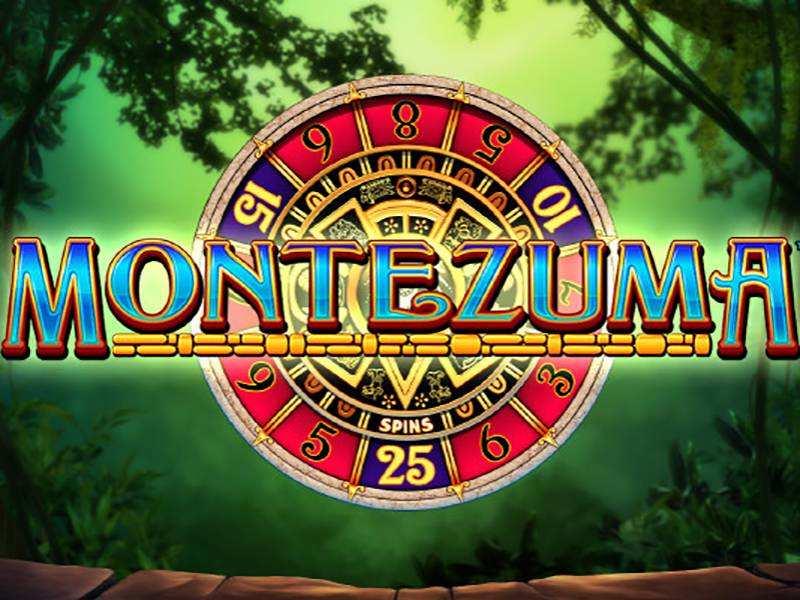 Montezuma Slot Banner