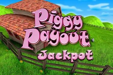 Piggy Payout Jackpot Slot Banner