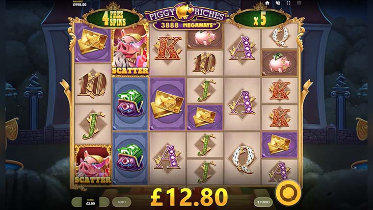 piggy riches megaways online casino