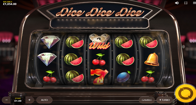 Dice Dice Dice Slots Bingo