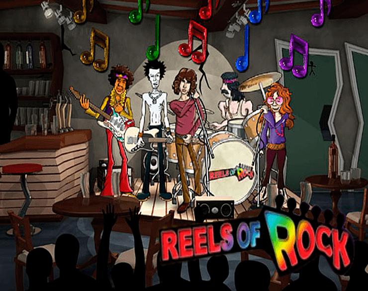 Reels of Rock Slot Umbingo