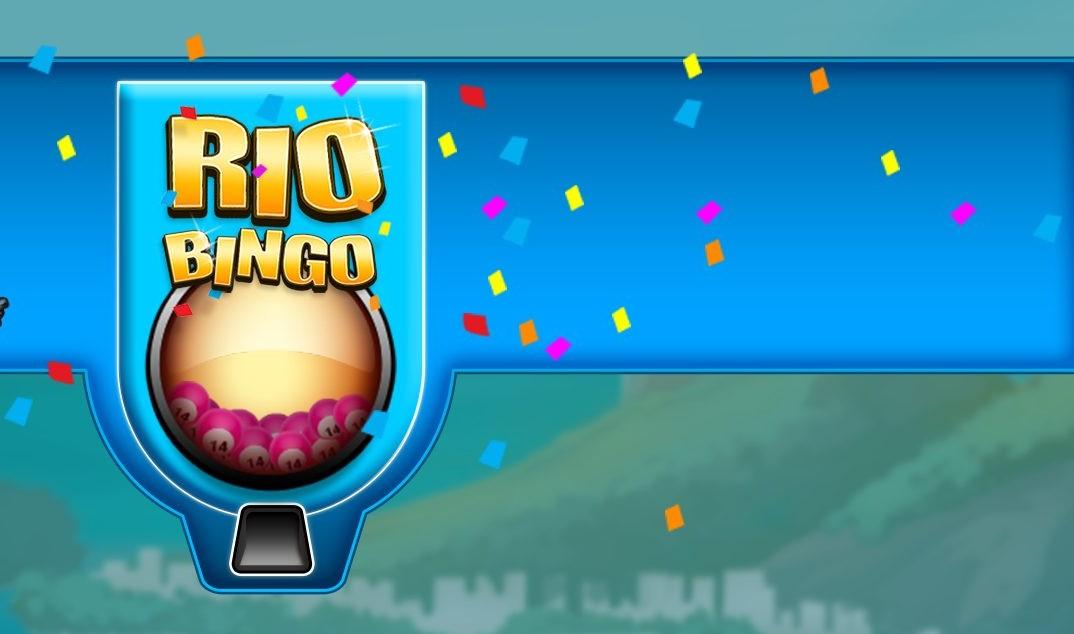 Rio Bingo Instant Slot Banner