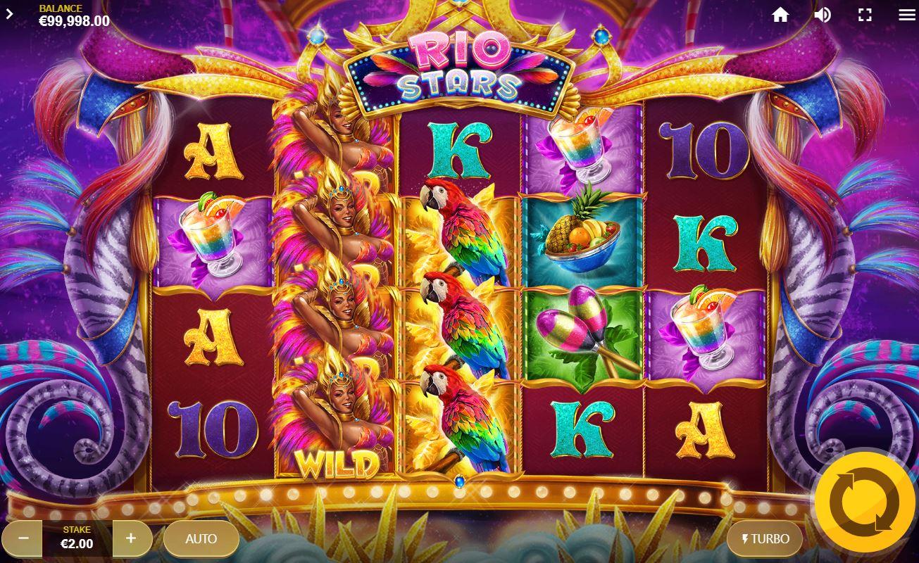Rio Stars Casino Games