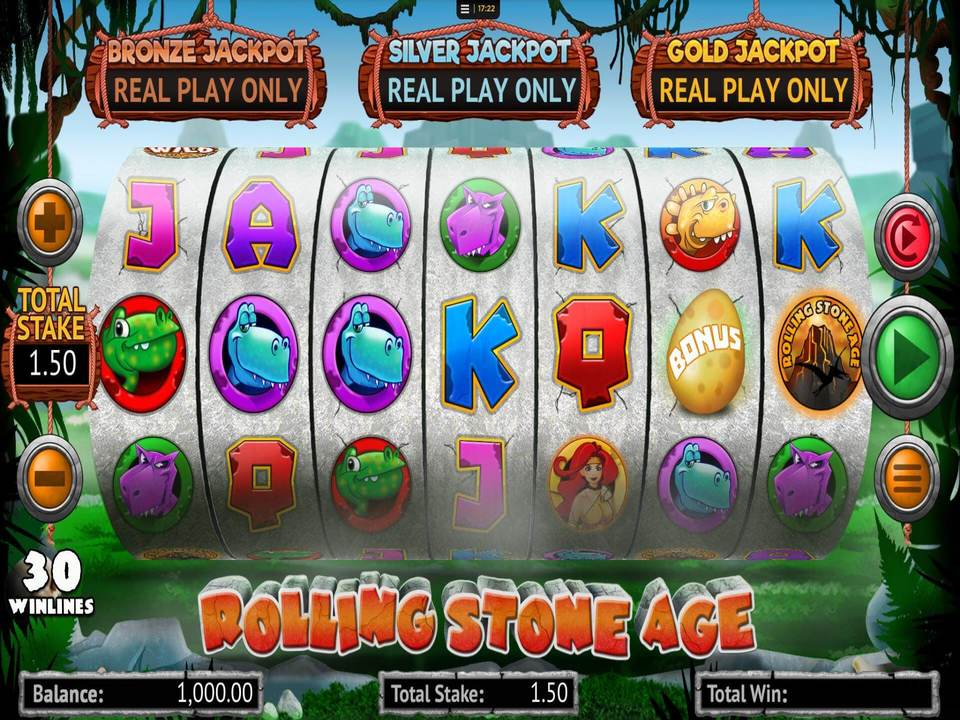 Rolling Stone Age Casino Games