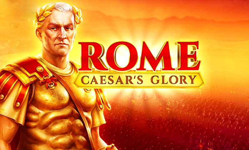 Rome: Caesar's Glory Slots Umbingo