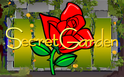 Secret Garden Slot Logo
