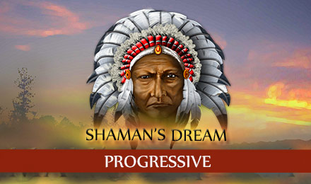 Shamans Dream Progressive Jackpot Cover