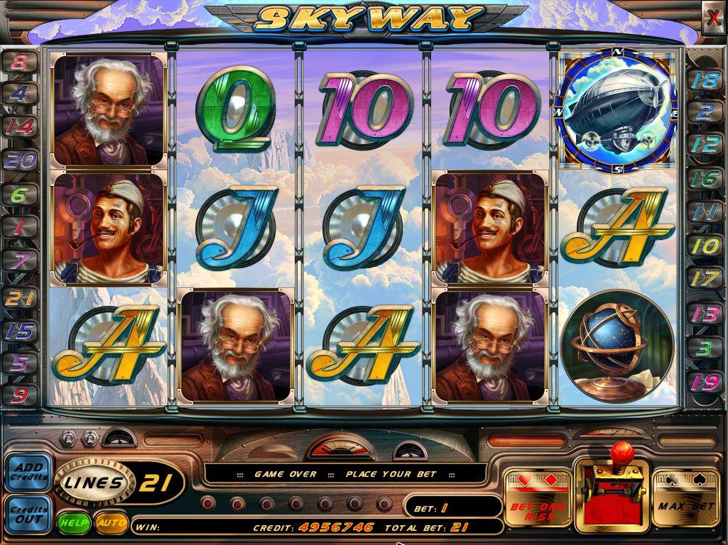Skyway Slots UK