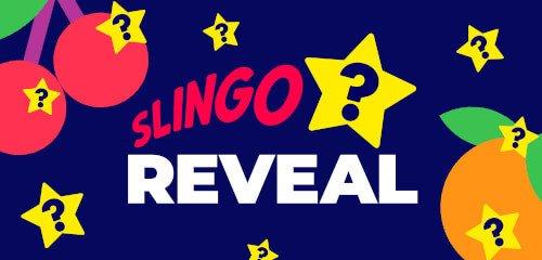 Slingo Reveal Slot Logo Umbingo