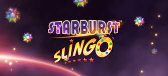 Slingo Starburst Review
