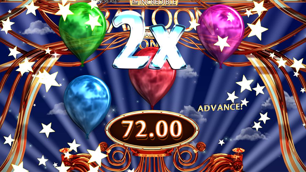 The Incredible Balloon Machine Slot Mega Win