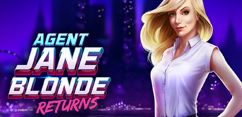 Agent Jane Blonde Returns Slots Umbingo